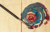 Sztuka, malarstwo — Zdjęcie stockowe
