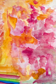 Abstract Watercolor Background — Zdjęcie stockowe