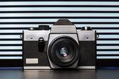 ретро камера — Стоковое фото