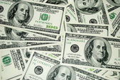 Photo of Dollars background — Stockfoto