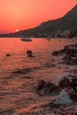 Seascape of Adriatic — Stock Photo
