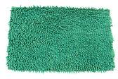 зеленый коврик — Стоковое фото