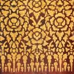 Thai art pattern — Stock Photo #48615923