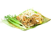 Padthai is Thai food — Stock Photo