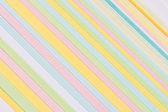 Closeup of multicolored card paper. — Stock Photo