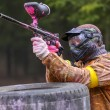 Paintball player — Stock Photo #44039123