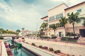 Luxurious villa — Stock Photo