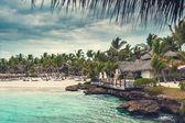 Luxusní resort — Stock fotografie