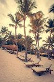 Luxury Resort on Atlantic ocean. — Fotografia Stock