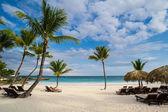 Luxury Resort on Atlantic ocean. — Stock Photo