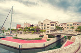 Luxurious villa hotel — Stock Photo