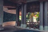 Luxurious villa hotel — Стоковое фото