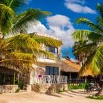 Tropical beach house — Stock Photo #42895979