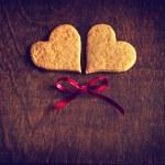 Sweet homemade gingerbread cookies — Stock Photo #43515993