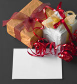 Presents — Foto de Stock