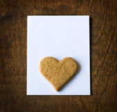 Sweet homemade sugar cookies — Zdjęcie stockowe