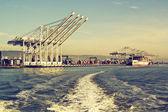 Port in San Francisco — Stock Photo