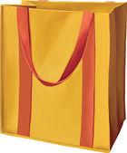 Reusable shopping bag — Stock Vector