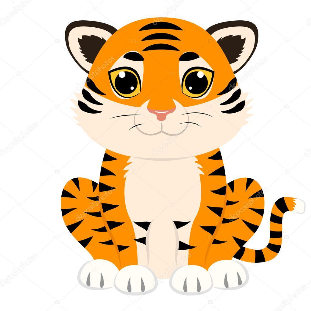 tigre vector de stock cowmoo 42757811. Black Bedroom Furniture Sets. Home Design Ideas