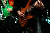 Guitaristes — Photo