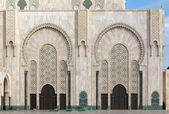 Hassan II Mosque — Stock Photo