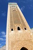 Hassan ii camii — Stok fotoğraf