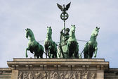 Quadriga — Stock Photo