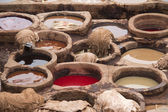 Tanneries — Stock Photo