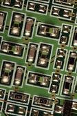 Chip de computadora — Foto de Stock