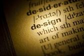 Design — Stockfoto