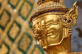 佛教雕像 — 图库照片