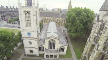 Abadia de westminster — Vídeo Stock