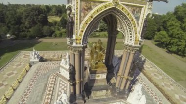 Albert Memorial — Stock Video