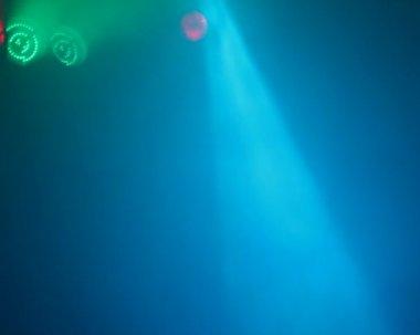 Concert reflectors — Stock Video