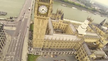 House of Parliament — Stok video