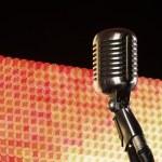 Shure mic — Stock Photo #47134735