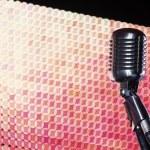 Shure mic — Stock Photo #47136599