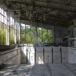 Постер, плакат: Swimming pool in Pripyat