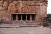Cave temple — Stock Photo