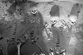 Scary bones — Stock Photo