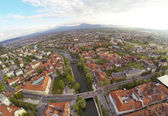 Capital of Slovenia — Stock Photo