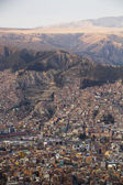 Capital of Bolivia — Stock Photo