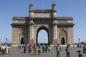 Gate of india — Stock Photo