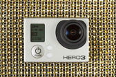 GoPro Hero 3 — Stock Photo