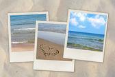 Beach and sea photos — Stock Photo