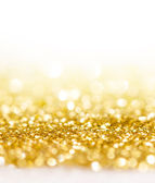Sparkling gold — Stock Photo
