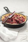 Rustic Berry Pie — Foto Stock
