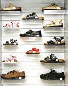Orthopaedic shoes — Stock Photo