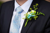 Groom's suit — Stock Photo