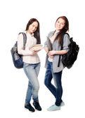 Garota estudante — Foto Stock